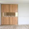 Vstavaná skriňa dvojdverová 3x delene dvere