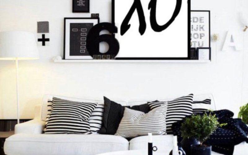 Elegantná a nadčasová kombinácia: Nebojte sa vsadiť na čiernu a bielu