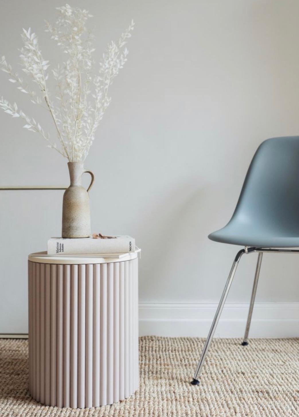 DIY tip do každej domácnosti: Vyrobte si dizajnový stolík