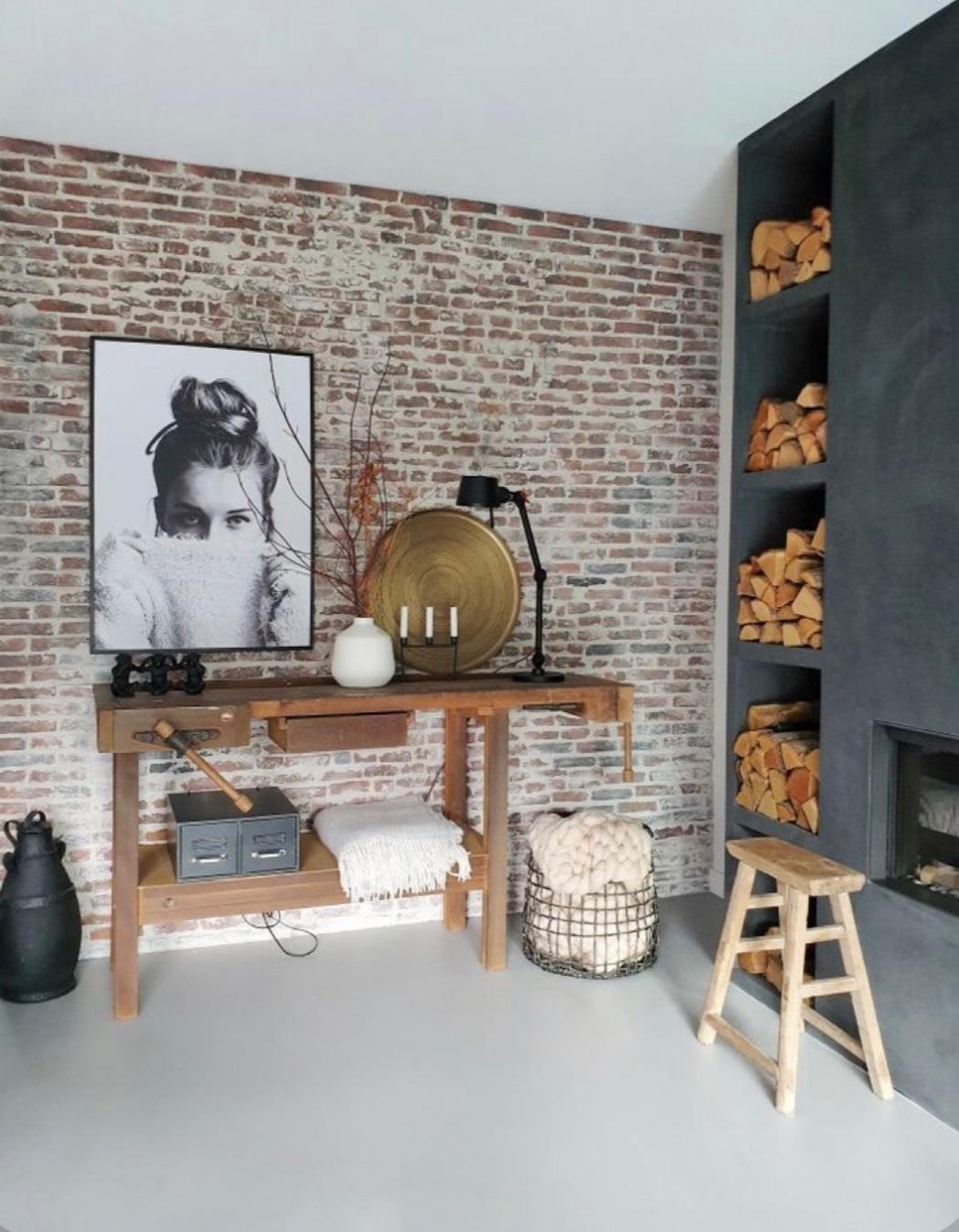 FOTOinšpirácia: TAKTO vyzerá v interiéri nadčasová tehla